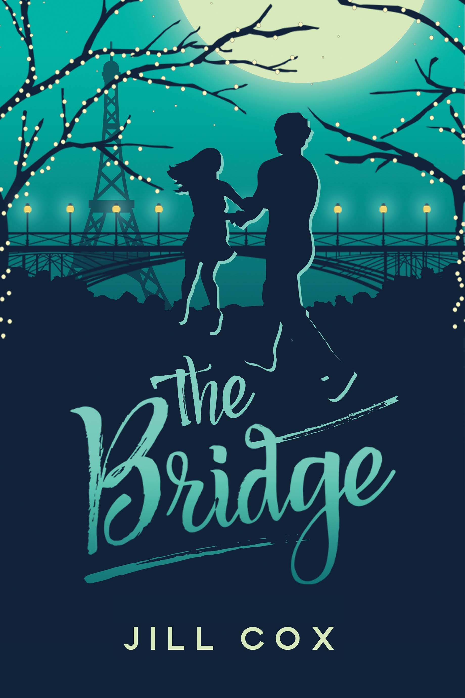 The Bridge Book Cover by Jill Cox